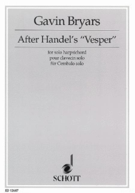 After Handel's
