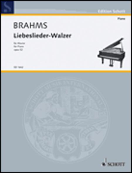 Songbook-Waltzes op. 52