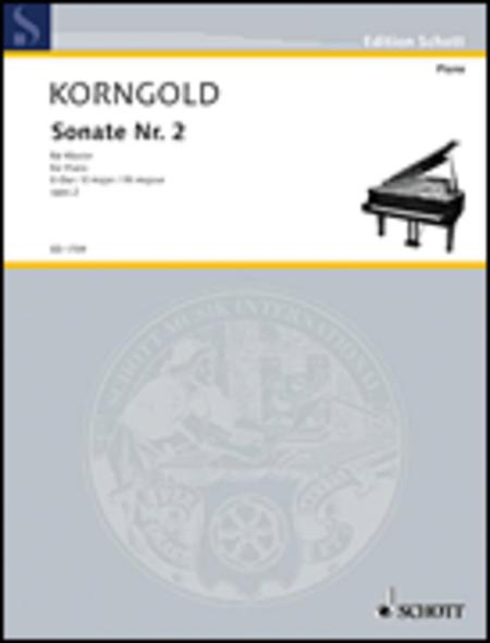 Sonata No. 2 op. 2