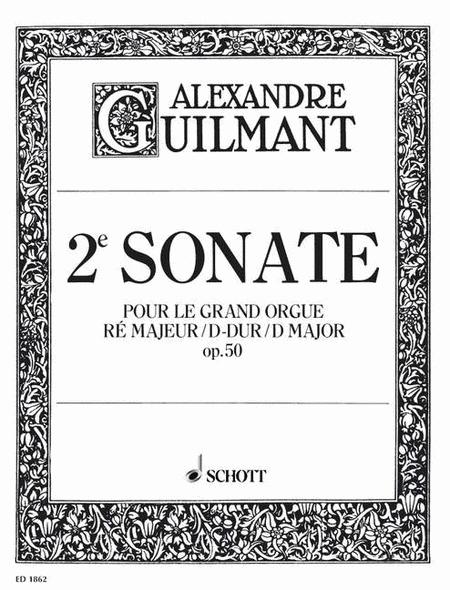 2. Sonata D Major op. 50/2