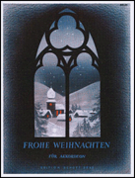 frohe weihnachten sheet music sheet music plus. Black Bedroom Furniture Sets. Home Design Ideas