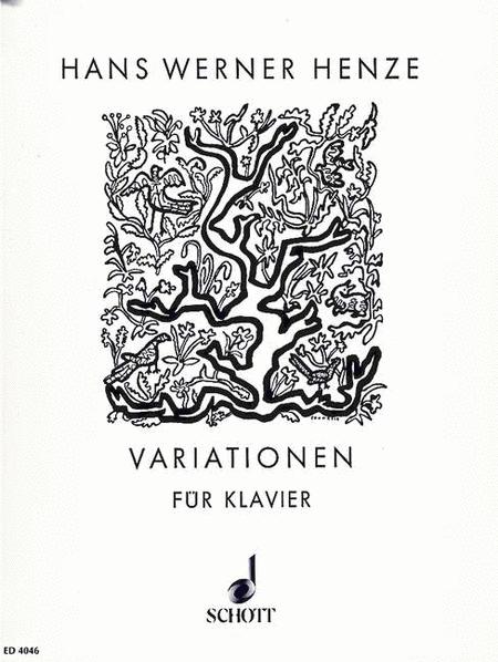 Variations op. 13