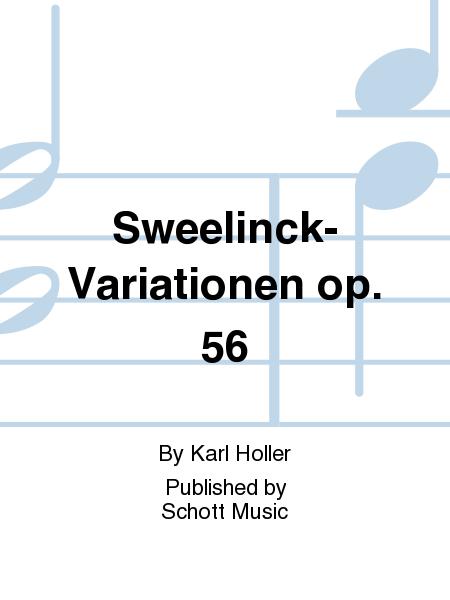 Sweelinck-Variationen op. 56