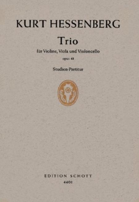 Trio op. 48