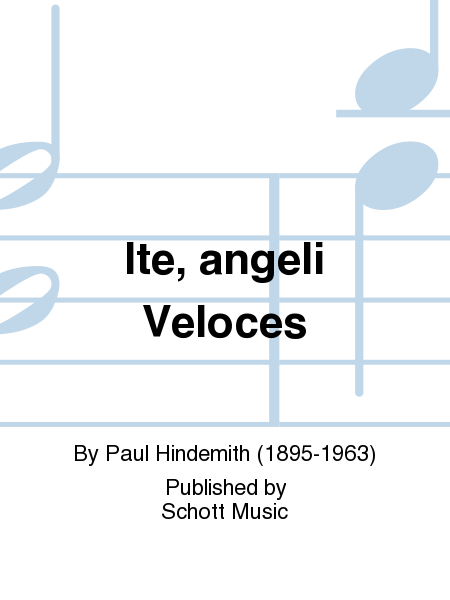 Ite, angeli Veloces