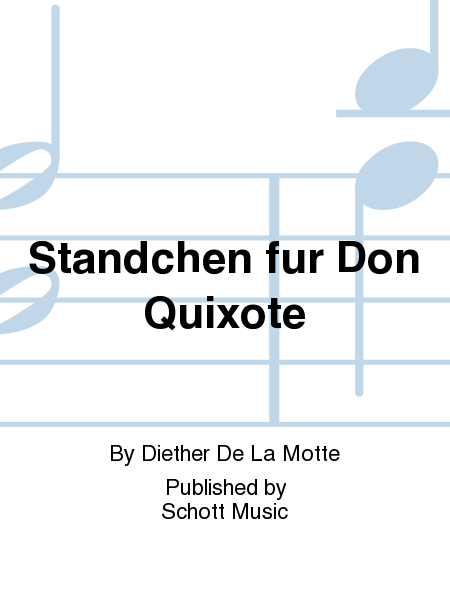Standchen fur Don Quixote