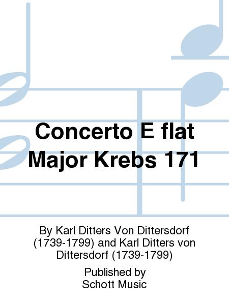 Concerto E flat Major Krebs 171