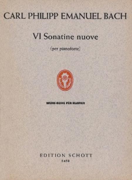 VI new Sonatinas