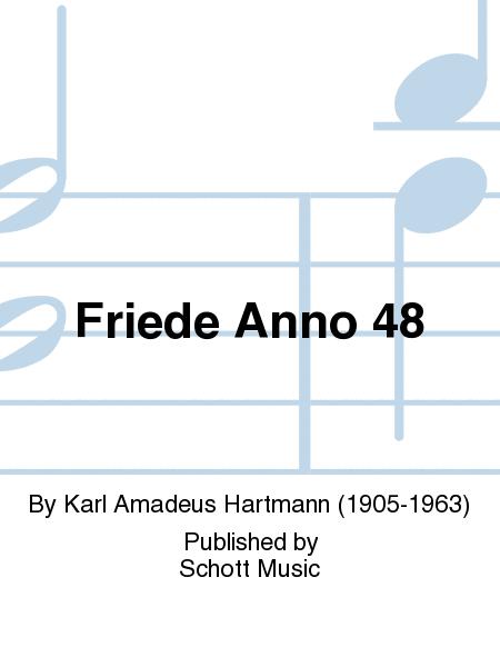 Friede Anno 48