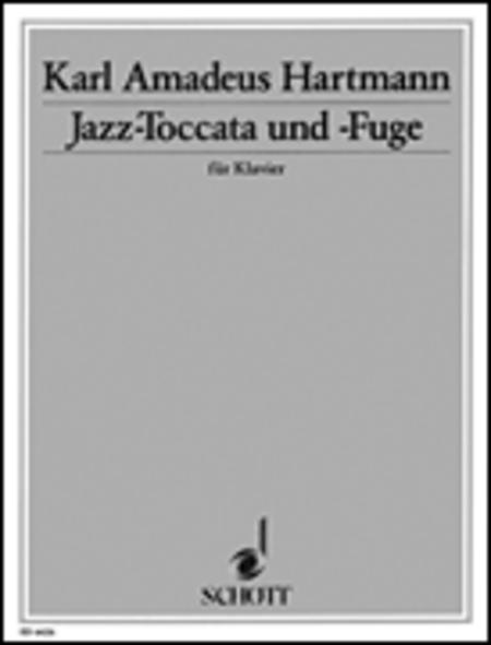 Jazz- Toccata and Fugue