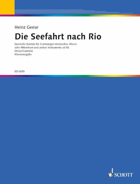 Die Seefahrt nach Rio
