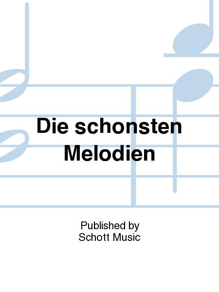 Die schonsten melodien sheet music sheet music plus - Die schonsten bader ...
