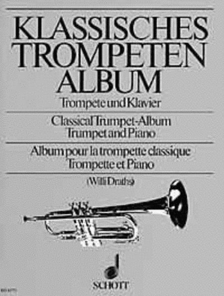 Classical Trumpet Album (trumpet 1/2 part)