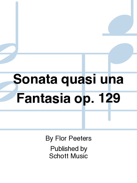 Sonata quasi una Fantasia op. 129