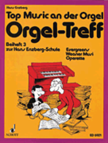 Orgel-Treff Heft 3