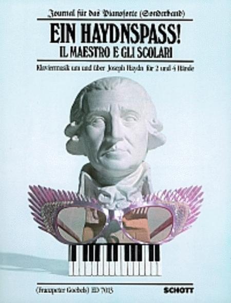 Ein Haydnspass! Il Maestro e gli scolari