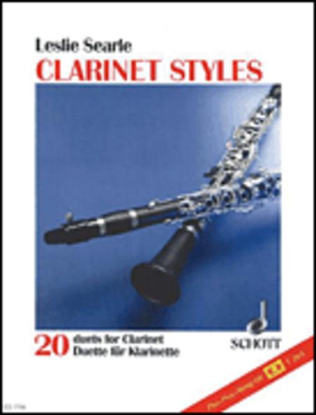 Clarinet Styles