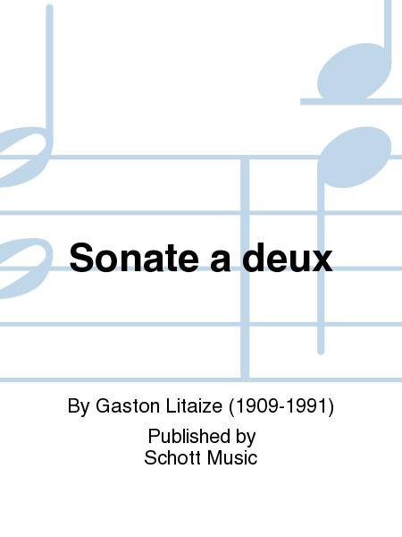 Sonate a deux
