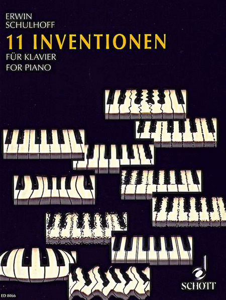 11 Inventions op. 36