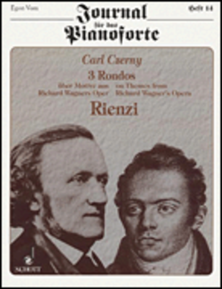 Three Rondos op. 758/1, 2, 5