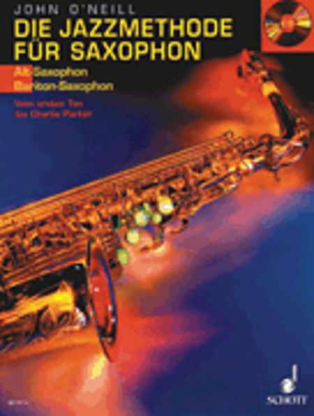 The Jazz method for Saxophone Band 1