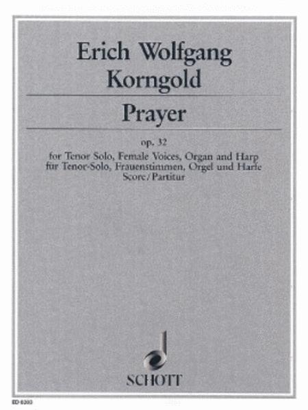 Prayer op. 32