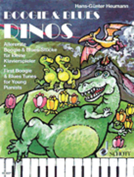 Boogie & Blues Dinos