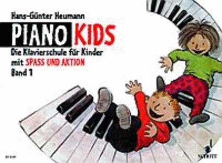 Piano Kids Band 1 + Aktionsbuch 1