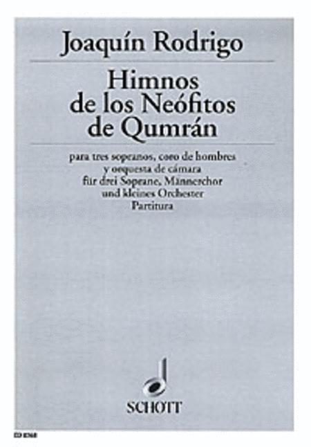 Himnos de los Neofitos de Qumran