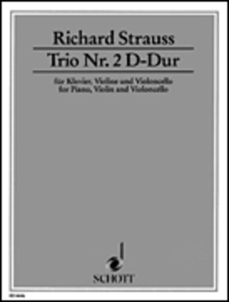 Trio No. 2 o. Op. AV 53 AV 53