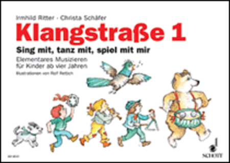 Klangstrasse 1 - Kinderheft