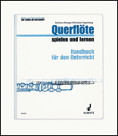 querflote spielen und lernen sheet music by barbara metzger michaela papenberg sheet music plus. Black Bedroom Furniture Sets. Home Design Ideas