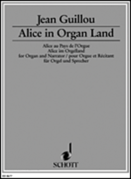 Alice in Organ Land op. 53