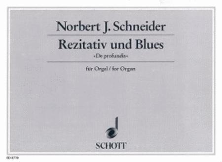 Rezitativ und Blues