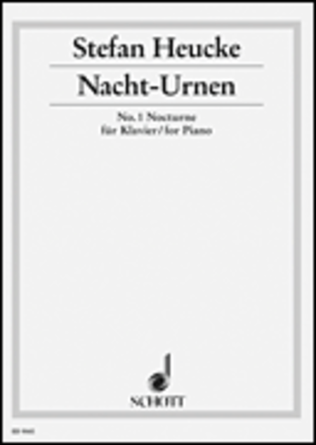 Night-urns op. 32