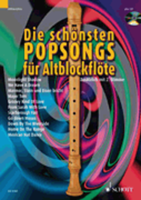 Die schonsten popsongs fur alt blockflote band 1 sheet for Die schonsten babyzimmer