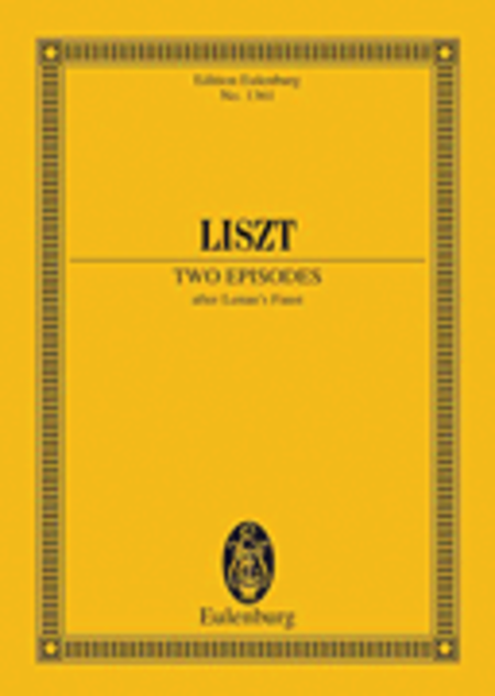 2 Episodes after Lenau's Faust