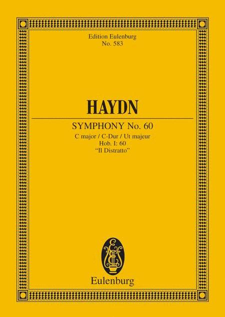 Symphony No. 60 C major Hob. I: 60