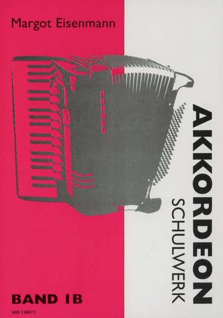 Akkordeon-Schulwerk Band 1b