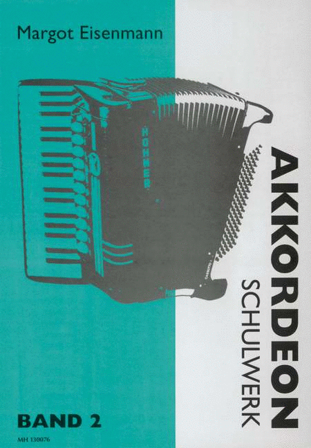 Akkordeon-Schulwerk Band 2