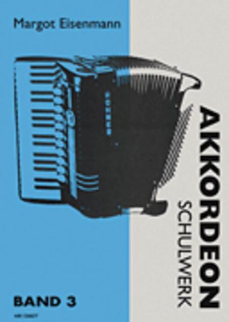 Akkordeon-Schulwerk Band 3