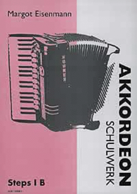 Akkordeon-Schulwerk Band 1b