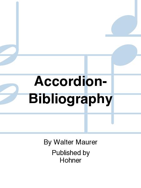 Accordion-Bibliography