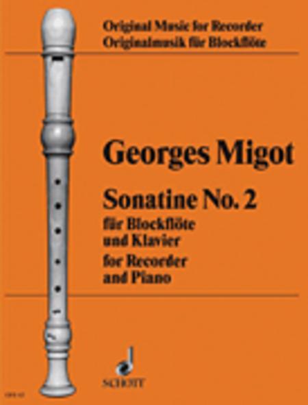 Sonatine No. 2
