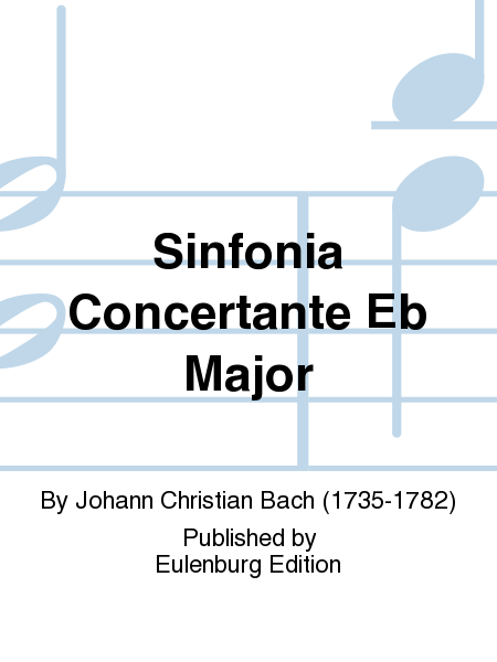 Sinfonia Concertante Eb Major