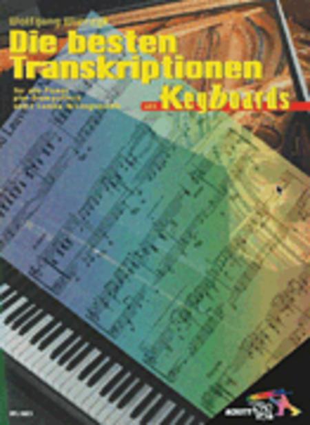 Die besten Transkriptionen fur Klavier aus