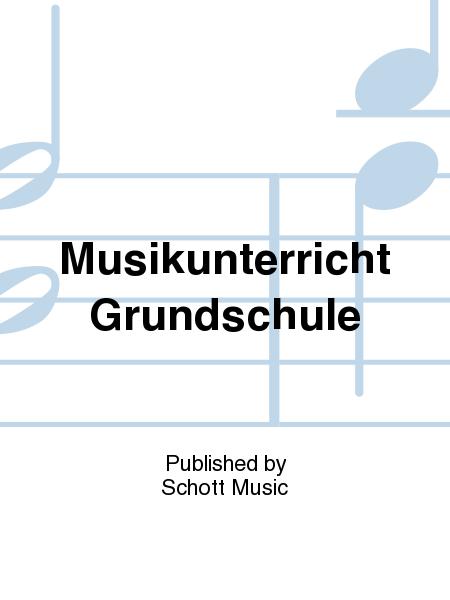 Musikunterricht Grundschule