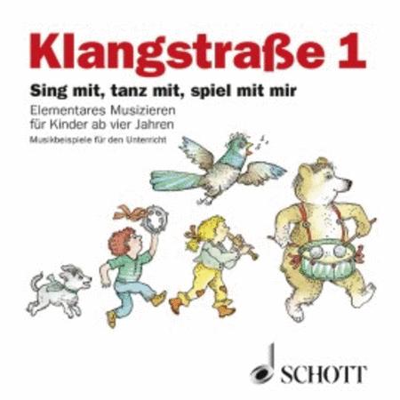 Klangstrasse 1 - Lehrer CD