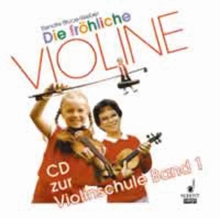 Die frohliche Violine Band 1