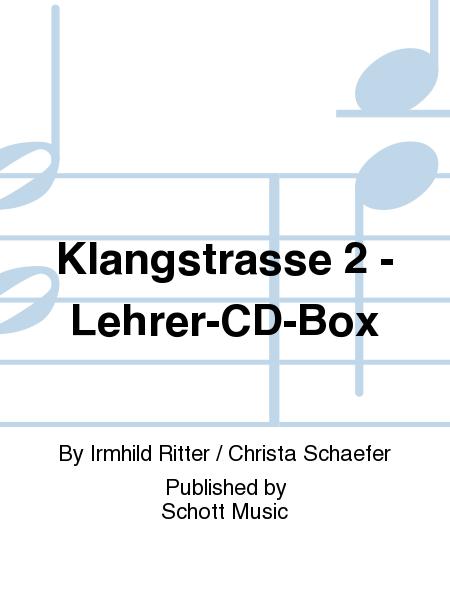 Klangstrasse 2 - Lehrer-CD-Box